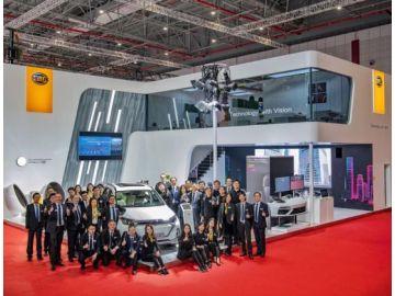 海拉亮相2019年上海车展:聚焦四大趋势,智创未来出行
