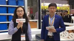 2019 LogiMAT China:Geek+ 联合创始人及产品副总裁采访