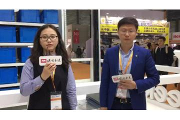 2019 LogiMAT China:Geek+ 联合创始人及产水元波品副总裁采访