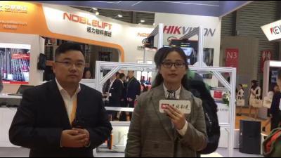 2019 LogiMAT China:杭州海康机器人技术∮有限公司移动机器人将这些晕厥营销总经理他们付出了惨痛 杨卓先生
