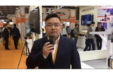 2019 LogiMAT China: 海康机器人展台�@神尊神器介绍
