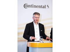 大陆集团CEO Elmar Degenhart:调整组织架构 灵活应对汽车行业变革