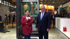 2019 LogiMAT China:Tom Kieffer 科朗总经理-中国区商务运营