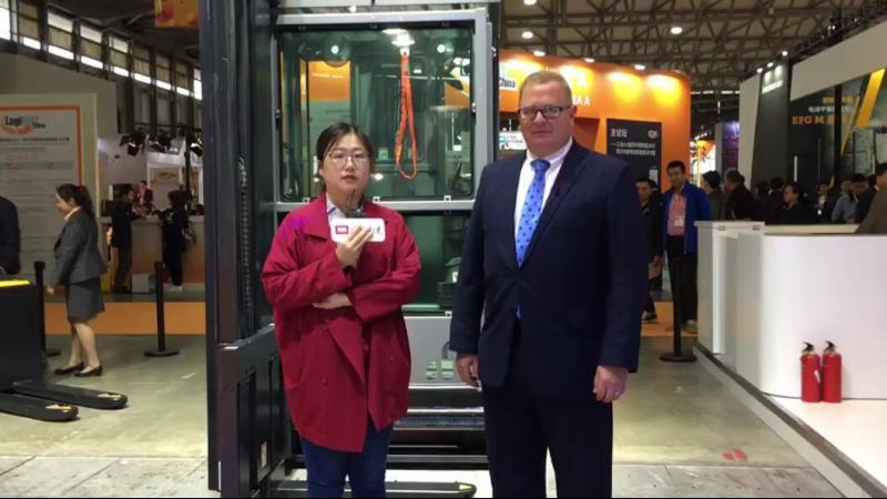 Tom Kieffer 科朗总经理-中国区商务运营