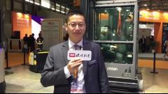 2019 LogiMAT China:科朗叉车展品介绍-大区分公司运营总监 王晓辉先生
