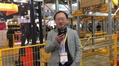 2019 LogiMAT China:上海精星仓储设备工程有限公司工程部经理 郑方勇先生