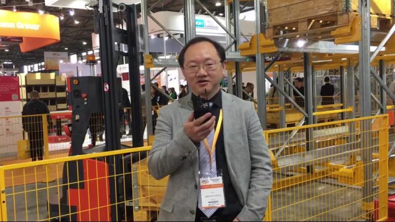 郑方勇先生 上海精星仓储设备工程有限公司工程部经理