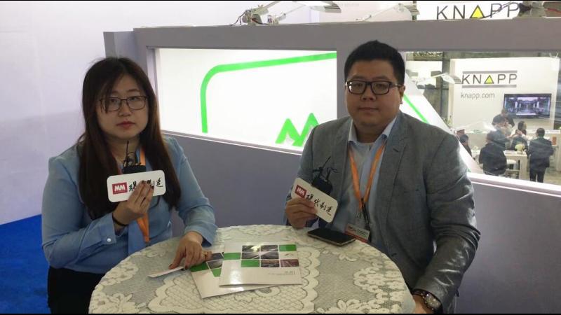 刘勇成先生 上海和进物流机械有限公司总经理