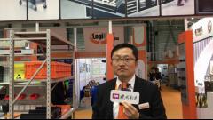 2019 LogiMAT China:霍夫曼工具贸易(上海)有限公司亚洲手动工具-产品管理总监 杨田树先生