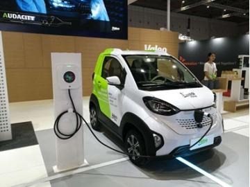 """上海车展新看点:法雷奥、智充科技""""智充&共享""""双向充电新方案"""