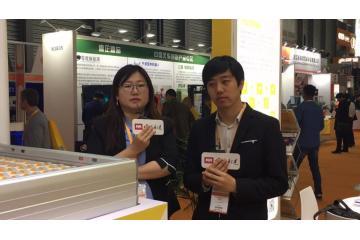 2019 LogiMAT China:凯乐士市场部经理 殷小亮先生