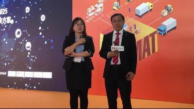 2019 LogiMAT China:中德智々能技术博士研究中国首席代表 房殿军博士