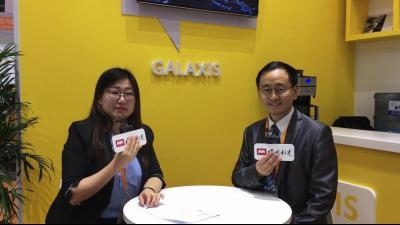 2019 LogiMAT China:凯乐士科技集团副总经理 白红●星先生