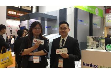 2019 LogiMAT China:卡迪斯大中华区总经理 萧育亮先生
