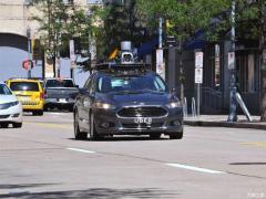 Uber自动驾驶业务获软银等10亿美元注资