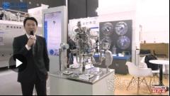 恩德斯豪斯(中国)自动化有限公司制药行业经理 韩天雷先生介绍产品