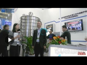 访江西赫柏康华制药设备有限公司董事长 易兵先生
