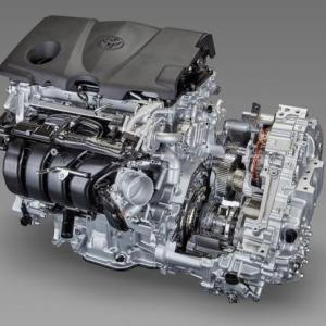 丰田双喷射、可变压缩比以及双循环