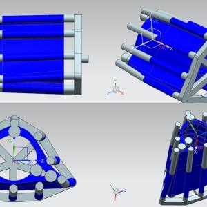大型薄壁高强铝合金异型舱壳精密砂型铸造成型关键技术应用研究