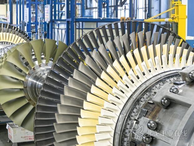 更适合未来发电厂的涡轮机