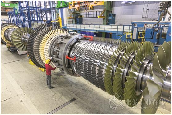 图4 灵活型涡轮机市场需求增长的原因是高效的联合循环发电厂的需求