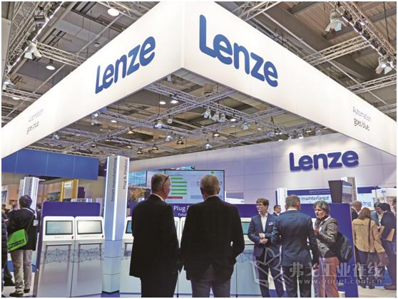 2019年汉诺威工业博览会伦茨展位