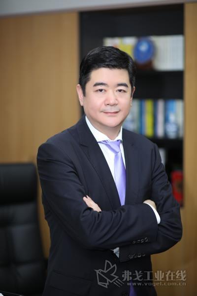 汉诺威米兰展览会(中国)有限公司董事总经理刘国良先生
