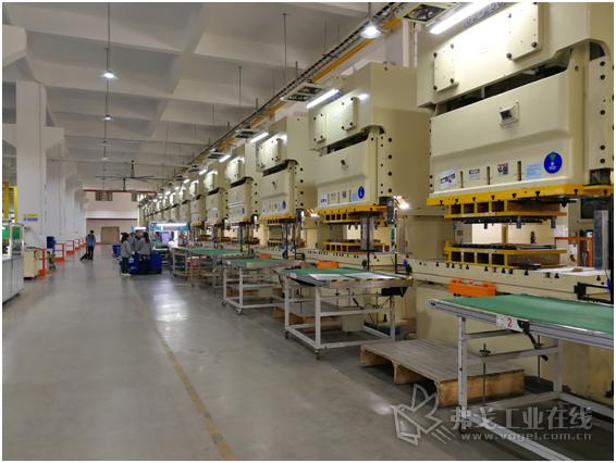 图2 勤昆科技昆山工厂