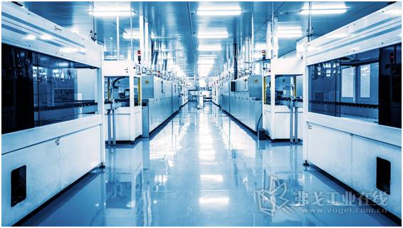 图1 光在勤昆的昆山工厂,就有170台大小型号不一的机器设备,如何统一控制管理一直是个难题
