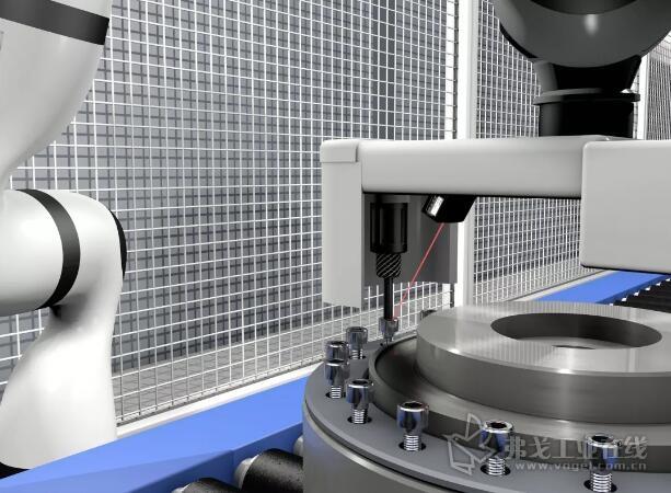 堡盟OM70系列高性能激光测距传感器