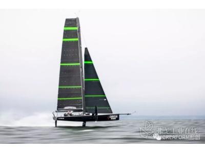 CREAFORM 公司成为美洲杯帆船赛挑战船队 American Magic 船队冠名官方供应商