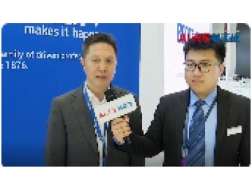 【视频采访】2019上海车展:本特勒电动汽车驱动系统