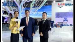 【视频采访】2019上海车展:德纳全新形象践行电气化策略