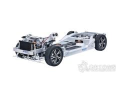 面向未来的本特勒电动汽车驱动系统2.0