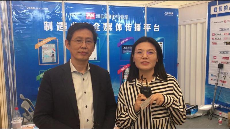 中国机械工程学会副理事长兼秘书长陆大明先生