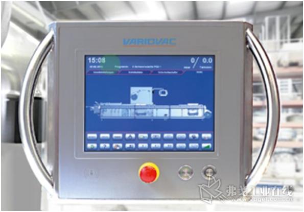 定制化操作面板基于贝加莱Panel PC 2100,它在人体工程学和卫生设计方面设定了新的标准。
