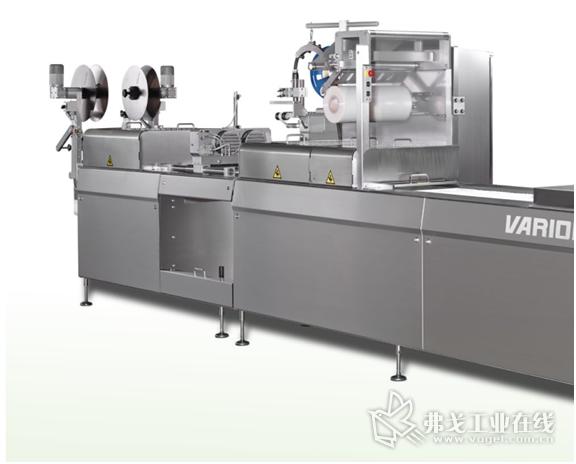 VARIOVAC公司使用贝加莱解决方案实现其机器自动化