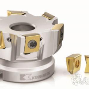 肯纳金属公司推出新一代的切向方肩铣刀 Mill 4-12KT