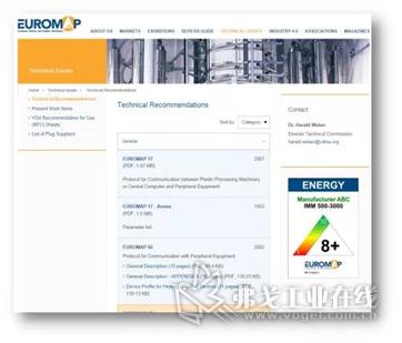 图1-ERUOMAP官方网站可以获得相关规范文档
