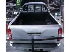 CSP Victall与江铃合作首次在中国推出复合材料的皮卡车厢