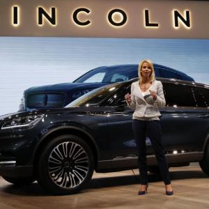 林肯总裁确认将推纯电动车型