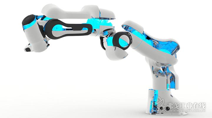 今年刚与伊之密签订合作协议的FrankaEmika也将登陆雅Chinaplas 2019展会,其协作机器人(co-robot) Franka Panda将在伊之密展台展示取件检测方案