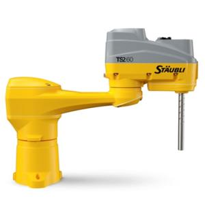 史陶比尔: SCARA TS2 四轴机器人