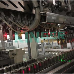 科捷机器人:镍氢电池智能分选线