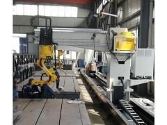 时代机器人:时代智能机器人桁架焊接系统