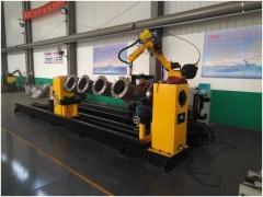 时代机器人:时代柔性智能机器人管道焊接系统