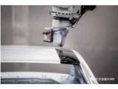 新技术|杜尔首次实现了车身套色的全自动喷漆技术