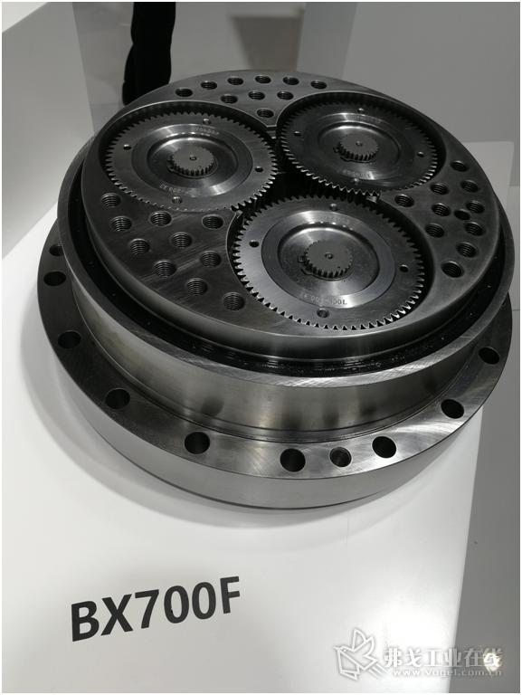 BX700F减速器