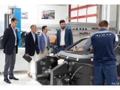 现代起亚8000万欧投新创车企Rimac公司