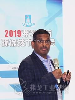 Maheswaran Parameswa Nair,美施威尔(上海)有限公司工艺经理